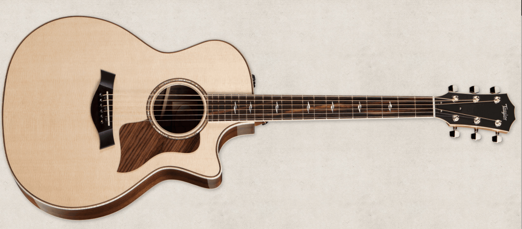 taylor-guitar-front-view
