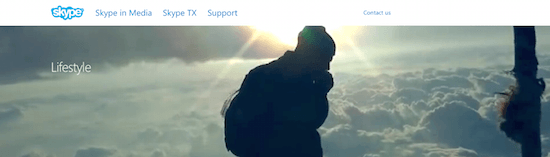 skype-lifestyle-header-image-mans-silhouette-standing-above-clouds