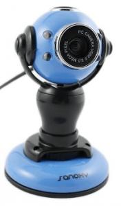 upright-desktop-webcam-blue-and-black-in-color