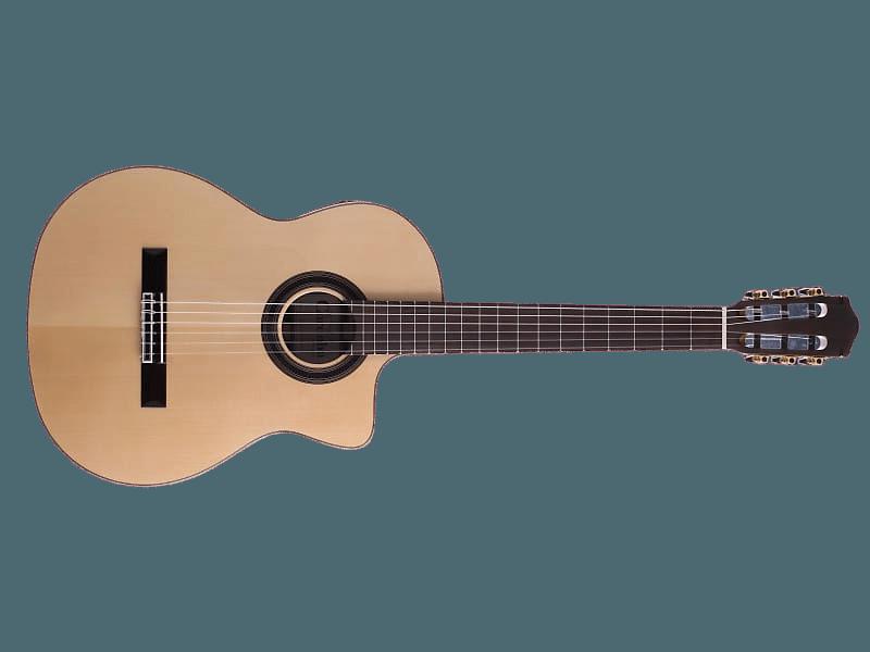 Cordoba GK Studio Negra Nylon String Guitar